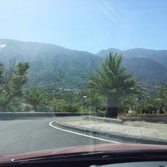 Photo taken at Mirador de la Concepción by Yurena R. on 6/10/2012