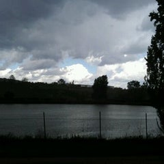 Photo taken at Parco Lago Nord by Andrea on 4/22/2012