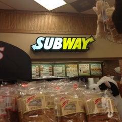 Photo taken at Subway by Bryan on 7/8/2012