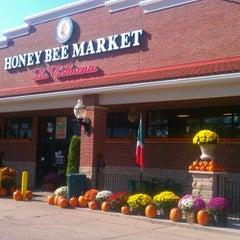Photo taken at Honey Bee Market - La Colmena by Sean B. on 10/8/2011