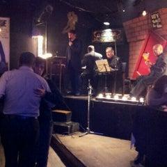 Photo taken at Cachafaz Tango Bar by Carlos I. on 7/19/2012