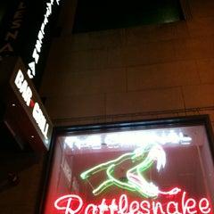 Photo taken at Poe's Kitchen at the Rattlesnake by Sammy W. on 1/26/2011