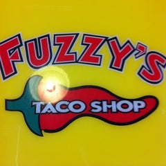 Photo taken at Fuzzy's Taco Shop by Brett S. on 9/6/2011