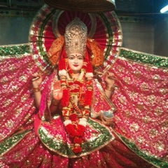 Photo taken at Sri hanuman temple by Himanshu S. on 3/27/2012