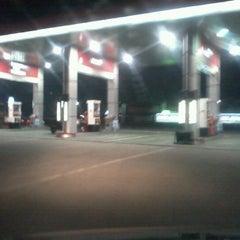 Photo taken at SPBU 34-15137 by Teguh B. on 6/22/2012