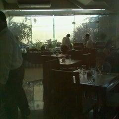 Photo taken at Lancaster Cafe @ Lancaster Hotel by Idan J. on 4/7/2012