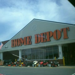 Photo taken at The Home Depot by Angelina B. on 8/13/2011