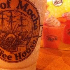 Photo taken at Port of Mocha Coffee House by Dj U. on 7/24/2011