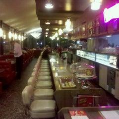 Photo taken at Pann's Restaurant & Coffee Shop by Edward P. on 1/31/2012