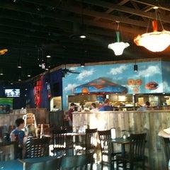 Photo taken at Mellow Mushroom Pizza by Teresa H. on 5/26/2012