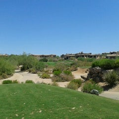 Photo taken at Troon North Golf Club by Nick M. on 6/24/2012
