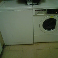 Photo taken at Guest Laundry Room by April D. on 1/30/2012