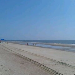 Photo taken at Tybee Curve Beach by David W. on 5/31/2012