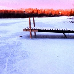 Photo taken at Loon Lake by Darnell C. on 2/6/2012