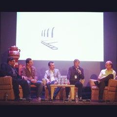 Photo taken at 10mo Festival Internacional de Cine de Morelia by Anna S. on 10/22/2011