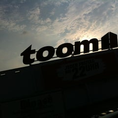 Photo taken at toom Baumarkt by Florentine on 8/24/2012