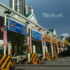 Photo taken at Plaza Tol Jalan Duta by هوزايفه أويس on 6/4/2012
