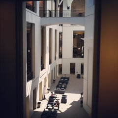 Photo taken at William T. Young Library by Chris S. on 8/21/2012