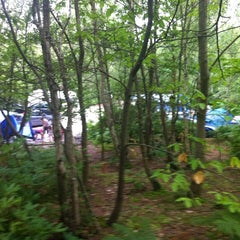 Photo taken at Graffham Camping & Caravanning Club by LincolnGreen on 8/5/2011