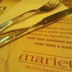 Photo taken at Marietta Café by Elsa S. on 11/12/2011