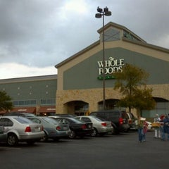 Photo taken at Whole Foods Market by Mijeong J. on 11/6/2011
