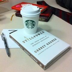 Photo taken at Starbucks by Earl G. on 4/30/2012