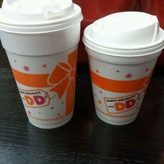 Photo taken at Dunkin' Donuts by Rob M. on 12/22/2011