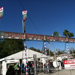 Photo taken at Central Florida Fairgrounds by Anais T. on 3/4/2012