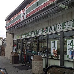 Photo taken at 7-Eleven by Aquon M. on 1/8/2012