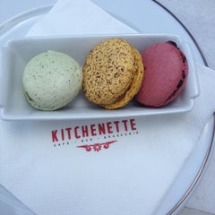Photo taken at Kitchenette by Dilara T. on 7/31/2012