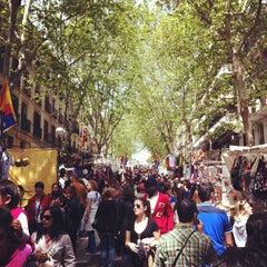 Photo taken at Rastro de Madrid by Enrique N. on 4/22/2012