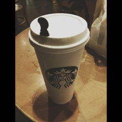 Photo taken at Starbucks by Jessica D. on 5/10/2012