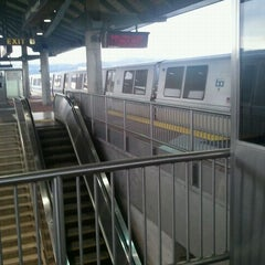 Photo taken at Dublin/Pleasanton BART Station by Bernard E. on 11/12/2011