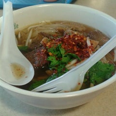 Photo taken at Seah Im Food Centre by Brendon F. on 4/14/2012