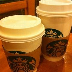 Photo taken at Starbucks Coffee by Elaine on 10/23/2011