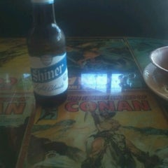 Photo taken at Conans Pizza Central by Nate E. on 12/22/2011