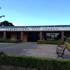 Photo taken at Campbelltown City Council by Andrew T. on 3/27/2012