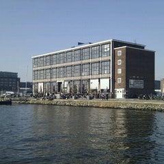 Photo taken at IJ-kantine by Sander on 3/20/2011