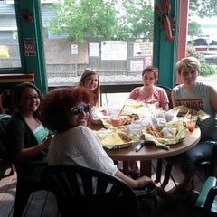 Photo taken at Sand Bar & Island Grill by Chris L. on 5/20/2012