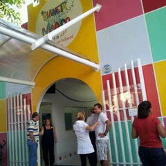 Photo taken at Colegio Alfa CEM Bilingue by Newton G. on 3/21/2012