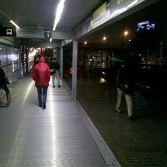 Photo taken at Transmilenio: Marsella by Juan Miguel J. on 10/15/2011