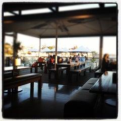 Photo taken at Manly Wharf Bar by Deborah D. on 8/3/2012