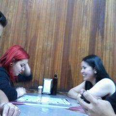 Photo taken at Pizzaria Caramboleta by Henrique C. on 9/2/2012