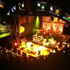 Photo taken at House of Blues by Todd F. on 2/29/2012