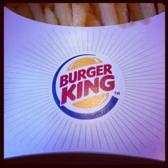 Photo taken at Burger King by Hafizuddin Fareis F. on 5/6/2012