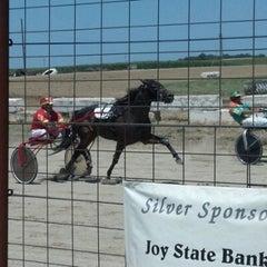 Photo taken at Mercer County Fairgrounds by Brett C. on 7/11/2012