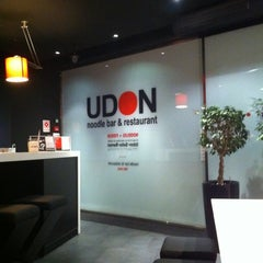 Photo taken at UDON Glòries by Pedro Rojas @SeniorManager on 3/29/2012
