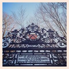 Photo taken at Princeton University by Carlos R. on 3/18/2012