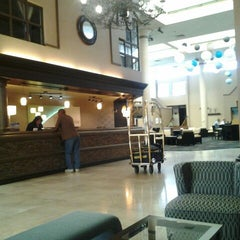 Photo taken at Holiday Inn Express & Suites El Paso Airport by Izzy S. on 5/23/2012