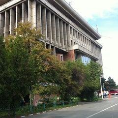 Photo taken at Universitatea Politehnică by Robert M. on 9/12/2012